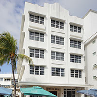 image of the Clevelander Hotel